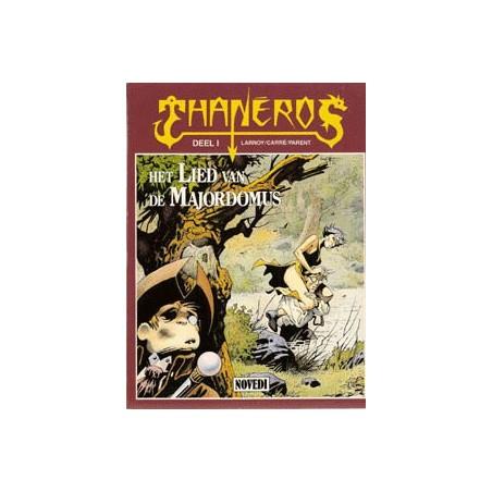 Thaneros setje deel 1 t/m 3 1e drukken 1989-1994