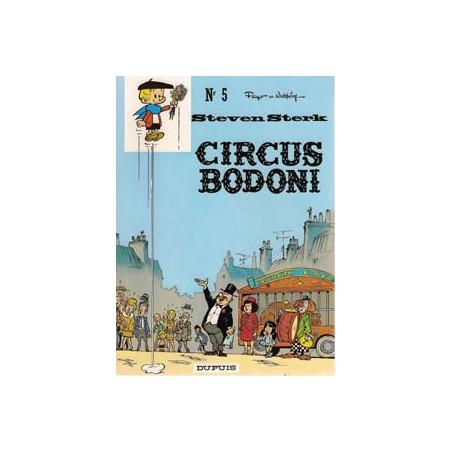 Steven Sterk  05 Circus Bodoni