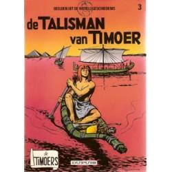 Timoers 03<br>De talisman van Timoer<br>herdruk
