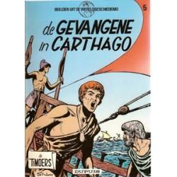 Timoers 05<br>De gevangene van Carthago<br>herdruk