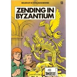 Timoers 13<br>Dzending in Byzantium<br>herdruk