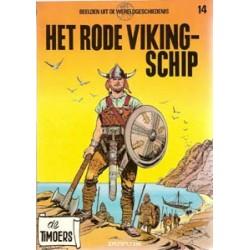 Timoers 14<br>Het rode vikingschip<br>herdruk