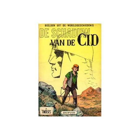 Timoers 17 De schaduw van de Cid 1e druk 1965