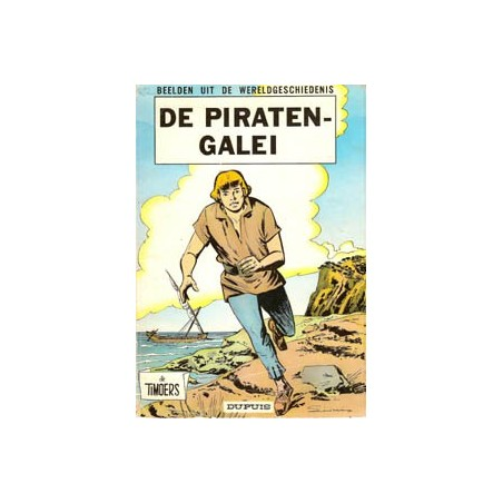 Timoers 18 De piratengalei 1e druk 1965
