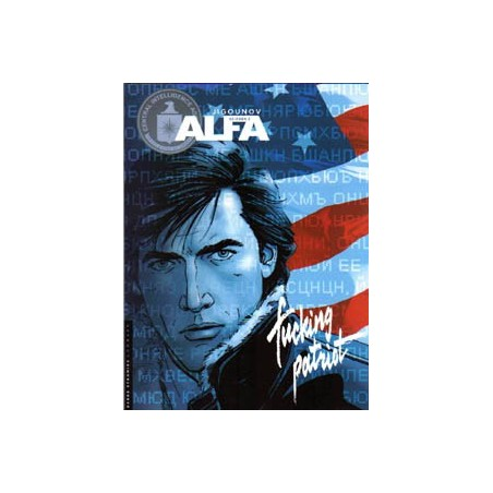 Alfa  11 Fucking patriot