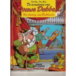 Douwe Dabbert 15 SC Het bedrog van Balthasar 1e druk 1990