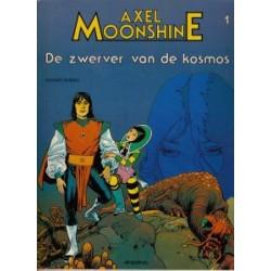 Axel Moonshine 01: De zwerver van de kosmos