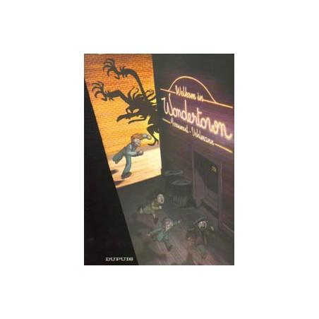 Wondertown 01 Welkom in Wondertown 1e druk 2005