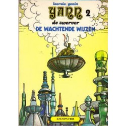 Yann de zwerver 02<br>De wachtende wijzen<br>1e druk 1980