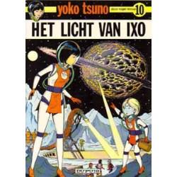 Yoko Tsuno<br>10- Het licht van Ixo<br>herdruk