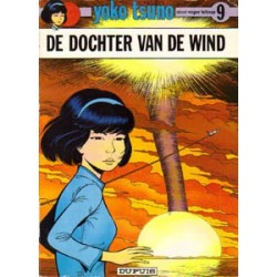 Yoko Tsuno<br>09 - De dochter van de wind<br>herdruk