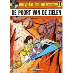 Yoko Tsuno<br>21 - De poort van de zielen<br>1e druk 1996