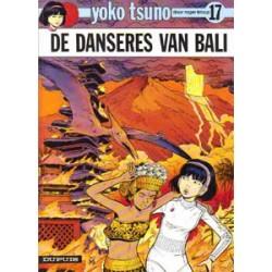 Yoko Tsuno<br>17 - De danseres van Bali<br>1e druk 1988