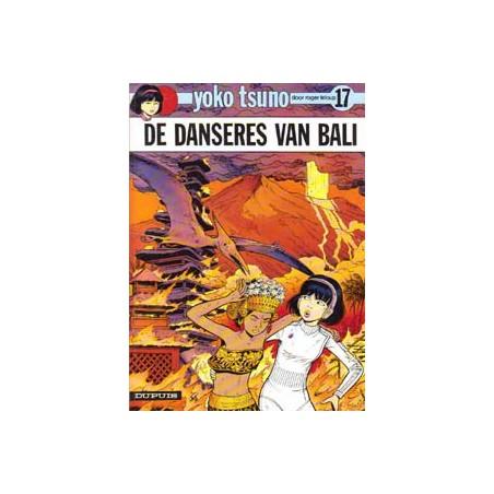 Yoko Tsuno 17 De danseres van Bali 1e druk 1988