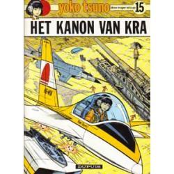 Yoko Tsuno<br>15 - Het kanon van Kra<br>1e druk 1985