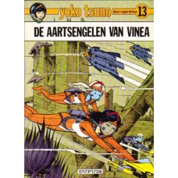 Yoko Tsuno<br>13 - De aartsengelen van Vinea<br>1e druk 1983