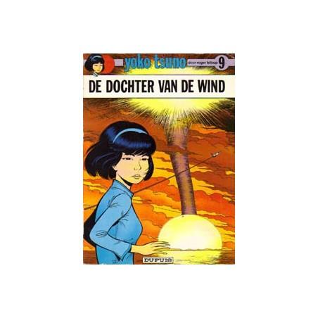 Yoko Tsuno 09 De dochter van de wind 1e druk 1979