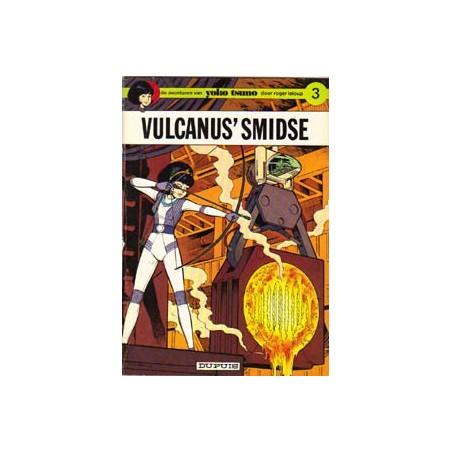 Yoko Tsuno 03 - Vulcanus' smidse 1e druk 1973
