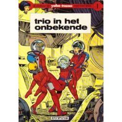 Yoko Tsuno<br>01 - Trio in het onbekende<br>1e druk 1972