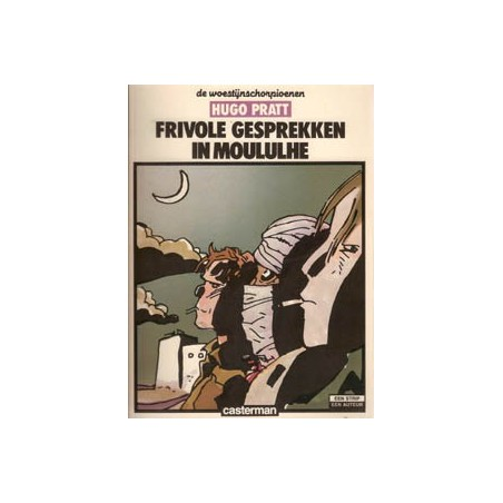 Woestijnschorpioenen 02B Frivole gesprekken in Moululhe 1e druk 1985