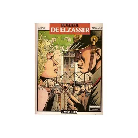 Bosliefje<br>04 SC - De Elzasser<br>Zwart wit