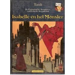 Isabelle Avondrood 01 SC - En het monster 1e druk 1976