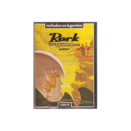 Rork 01 HC Fragmenten herdruk (Verhalen & legenden 8)