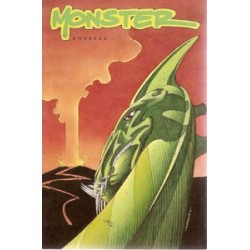 Andreas Monster 1e druk 1985