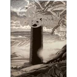 Cromwell Stone 03<br>Het testament luxe HC<br>1e druk 1995