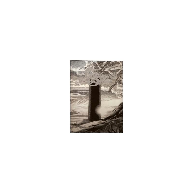 Andreas strips HC Luxe Cromwell Stone 03 Het testament 1e druk 1995