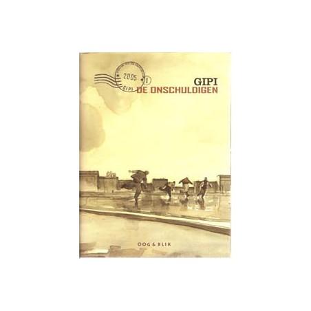 Gipi strips De onschuldigen 01 Collectie Ignatz 4 1e druk2005