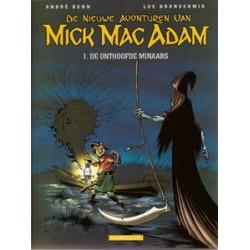 Mick Mac Adam D01 De onthoofde minaars