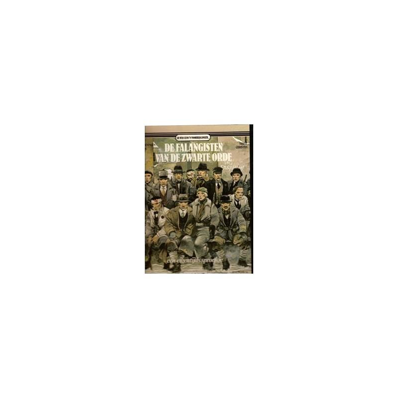 Bilal strips HC Falangisten van de Zwarte orde herdruk 1983