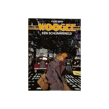 Woogee 01 Een schijnwereld 1e druk 1992