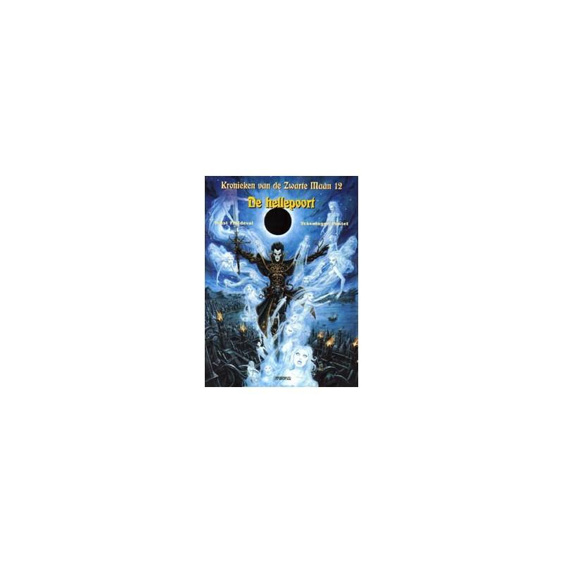 Kronieken van de Zwarte Maan  12 De hellepoort
