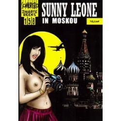 Zwarte reeks 158 Sunny Leone in Moskou