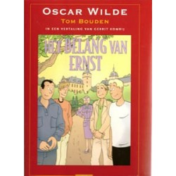 Bouden<br>Oscar Wilde's Het belang van Enst HC