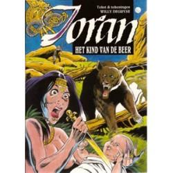 Joran 01 Het kind van de beer 1e druk 2000
