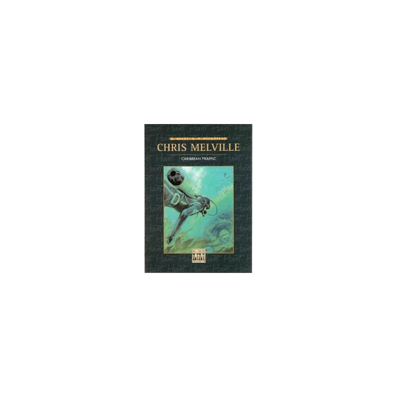 Hulet Chris Melville 01 Caribbean traffic