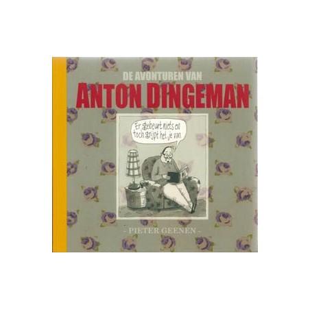 Geenen De avonturen van Anton Dingeman