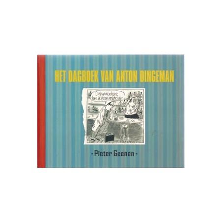 Geenen Het dagboek van Anton Dingeman