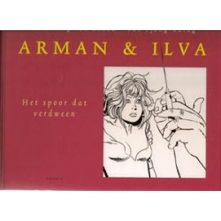 Arman & Ilva 13 HC<br>Het spoor dat verdween