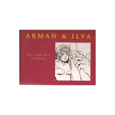 Arman & Ilva  13 HC Het spoor dat verdween