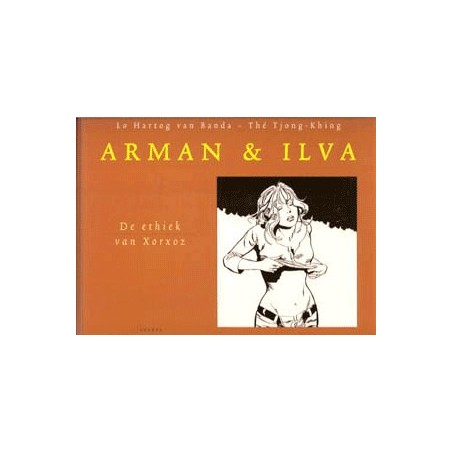 Arman & Ilva  setje Luxe HC Drie delen (10, 11 & 13)