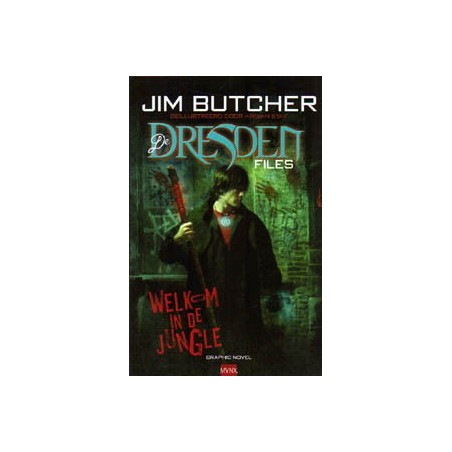 Dresden files 01 Welkom in de jungle