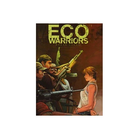 Eco warriors 01 HC Orang-Utan 1