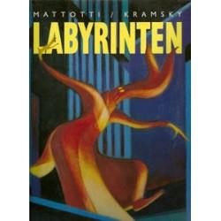 Mattotti<br>Labyrinten HC