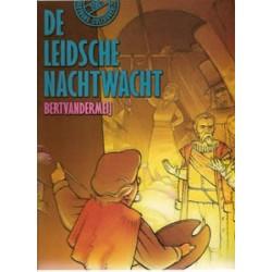 Van der Meij<br>De Leidse nachtwacht<br>1e druk 2002