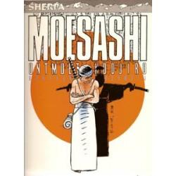 Van der Meij<br>Moesashi ontmoet Kodjiro<br>1e druk 1991