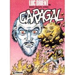 Luc Orient 16 Garagal 1e druk 1985